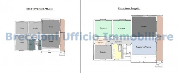 Villa in vendita a Trevi, Bovara, Con giardino, 300 mq - Foto 8