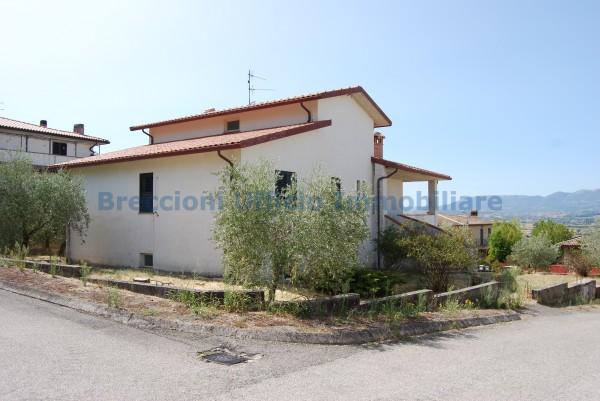 Villa in vendita a Trevi, Bovara, Con giardino, 300 mq - Foto 3