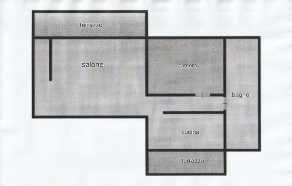Appartamento in vendita a Roma, Torrevecchia/ad.gemelli, 80 mq - Foto 3