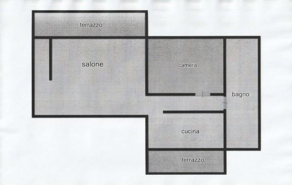 Appartamento in vendita a Roma, Torrevecchia/ad.gemelli, 80 mq - Foto 2