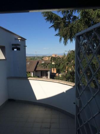 Villetta a schiera in vendita a Roma, Con giardino, 135 mq - Foto 2