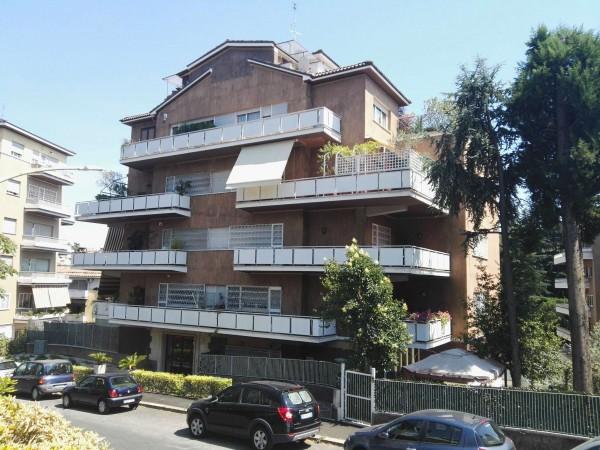 Appartamento in vendita a Roma, Gregorio Vii, 161 mq