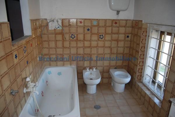 Rustico/Casale in vendita a Trevi, Frazione, Con giardino, 300 mq - Foto 11