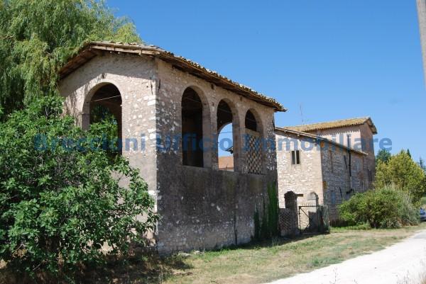 Rustico/Casale in vendita a Trevi, Frazione, Con giardino, 300 mq - Foto 5