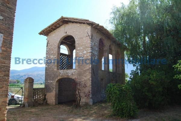 Rustico/Casale in vendita a Trevi, Frazione, Con giardino, 300 mq - Foto 15