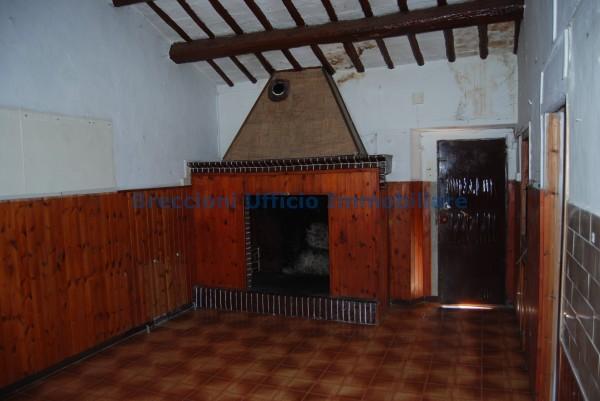 Rustico/Casale in vendita a Trevi, Frazione, Con giardino, 300 mq - Foto 10