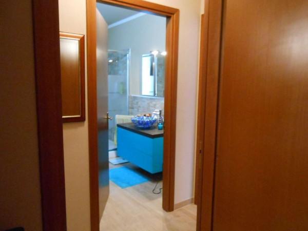 Appartamento in vendita a Casaletto Vaprio, Centrale, Con giardino, 100 mq - Foto 24