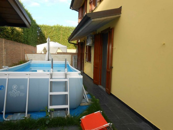 Appartamento in vendita a Casaletto Vaprio, Centrale, Con giardino, 100 mq - Foto 7