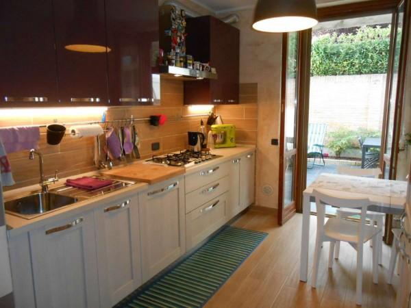 Appartamento in vendita a Casaletto Vaprio, Centrale, Con giardino, 100 mq - Foto 32
