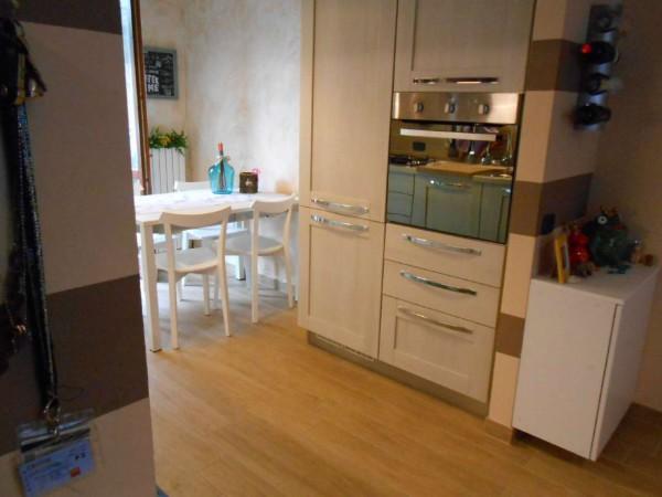 Appartamento in vendita a Casaletto Vaprio, Centrale, Con giardino, 100 mq - Foto 27