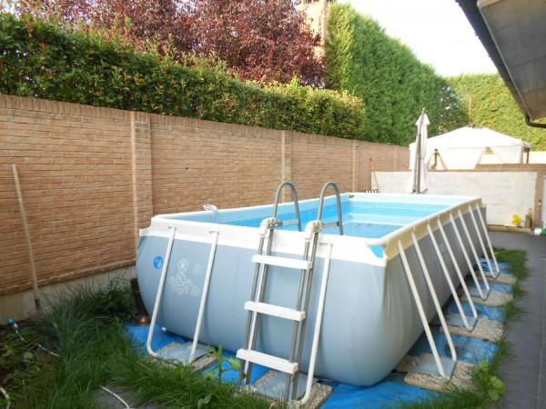 Appartamento in vendita a Casaletto Vaprio, Centrale, Con giardino, 100 mq - Foto 9