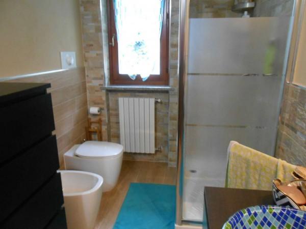 Appartamento in vendita a Casaletto Vaprio, Centrale, Con giardino, 100 mq - Foto 41