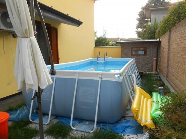 Appartamento in vendita a Casaletto Vaprio, Centrale, Con giardino, 100 mq - Foto 11