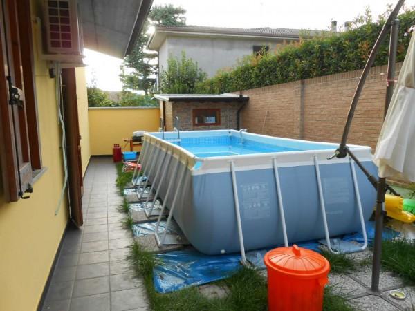 Appartamento in vendita a Casaletto Vaprio, Centrale, Con giardino, 100 mq - Foto 12