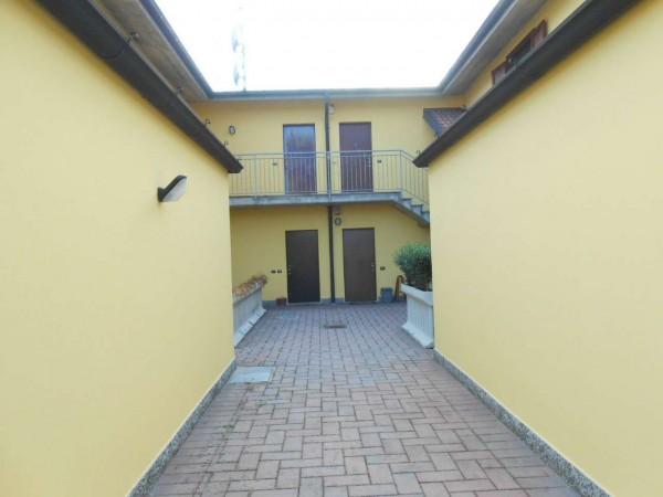 Appartamento in vendita a Casaletto Vaprio, Centrale, Con giardino, 100 mq - Foto 5