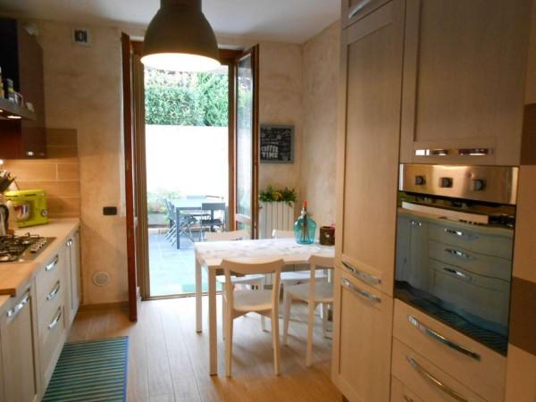 Appartamento in vendita a Casaletto Vaprio, Centrale, Con giardino, 100 mq - Foto 29