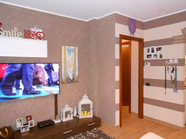 Appartamento in vendita a Casaletto Vaprio, Centrale, Con giardino, 100 mq - Foto 35