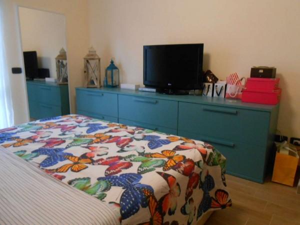 Appartamento in vendita a Casaletto Vaprio, Centrale, Con giardino, 100 mq - Foto 43