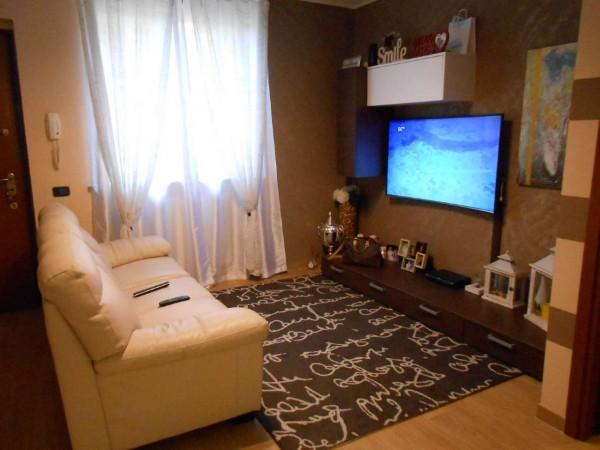 Appartamento in vendita a Casaletto Vaprio, Centrale, Con giardino, 100 mq - Foto 36