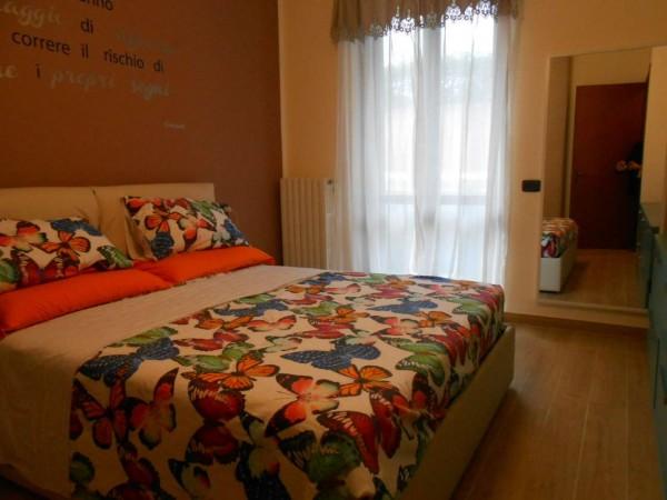 Appartamento in vendita a Casaletto Vaprio, Centrale, Con giardino, 100 mq - Foto 44