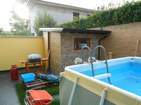 Appartamento in vendita a Casaletto Vaprio, Centrale, Con giardino, 100 mq - Foto 6