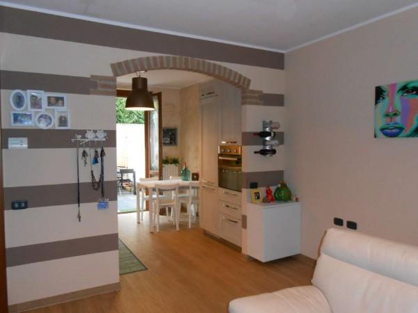 Appartamento in vendita a Casaletto Vaprio, Centrale, Con giardino, 100 mq - Foto 46