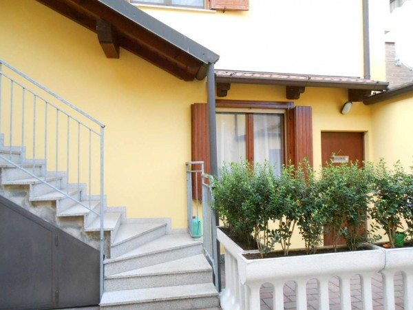 Appartamento in vendita a Casaletto Vaprio, Centrale, Con giardino, 100 mq - Foto 4