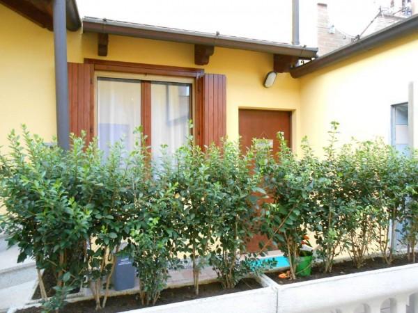 Appartamento in vendita a Casaletto Vaprio, Centrale, Con giardino, 100 mq - Foto 40