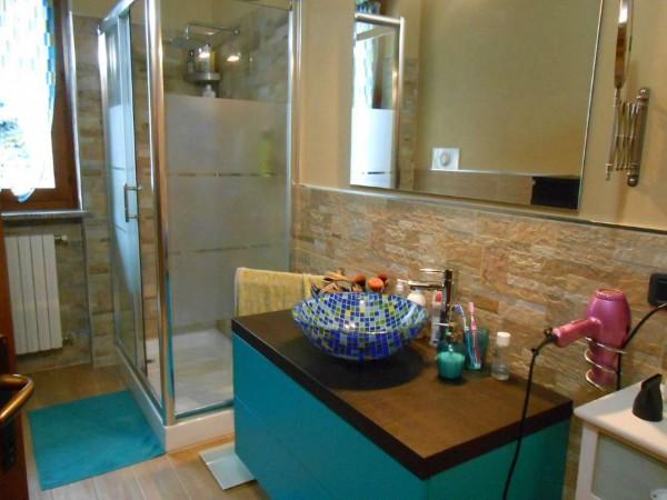 Appartamento in vendita a Casaletto Vaprio, Centrale, Con giardino, 100 mq - Foto 42