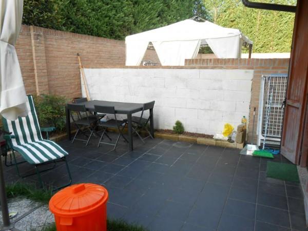 Appartamento in vendita a Casaletto Vaprio, Centrale, Con giardino, 100 mq - Foto 39