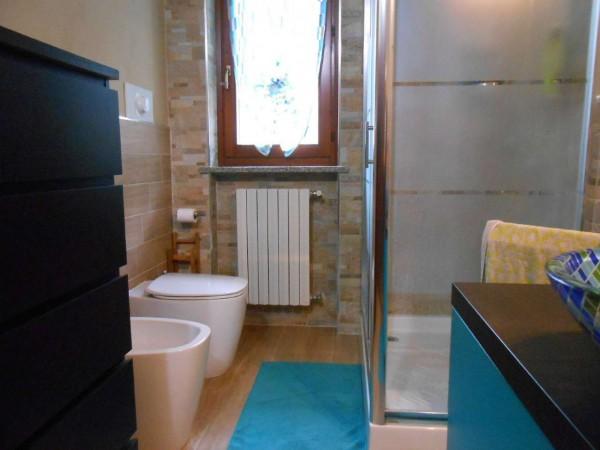 Appartamento in vendita a Casaletto Vaprio, Centrale, Con giardino, 100 mq - Foto 19