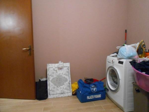 Appartamento in vendita a Casaletto Vaprio, Centrale, Con giardino, 100 mq - Foto 20