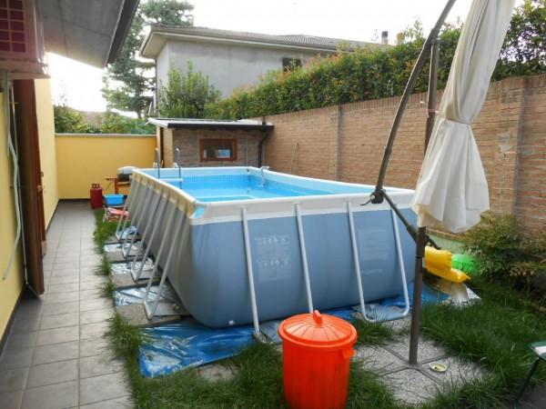 Appartamento in vendita a Casaletto Vaprio, Centrale, Con giardino, 100 mq - Foto 47