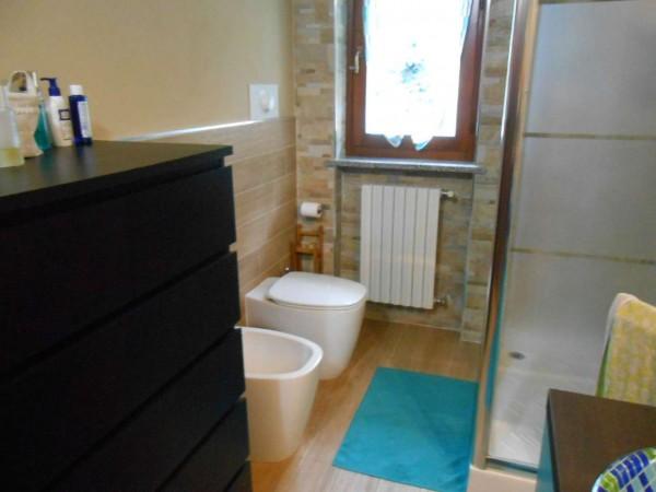 Appartamento in vendita a Casaletto Vaprio, Centrale, Con giardino, 100 mq - Foto 18