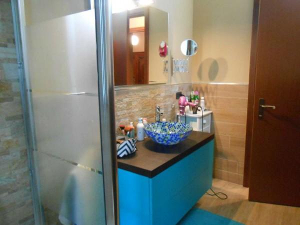 Appartamento in vendita a Casaletto Vaprio, Centrale, Con giardino, 100 mq - Foto 15