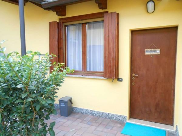 Appartamento in vendita a Casaletto Vaprio, Centrale, Con giardino, 100 mq - Foto 2