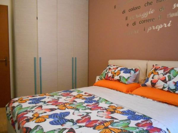 Appartamento in vendita a Casaletto Vaprio, Centrale, Con giardino, 100 mq - Foto 23