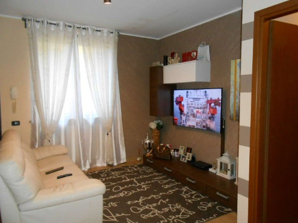Appartamento in vendita a Casaletto Vaprio, Centrale, Con giardino, 100 mq - Foto 37