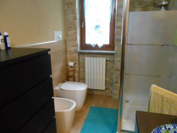 Appartamento in vendita a Casaletto Vaprio, Centrale, Con giardino, 100 mq - Foto 16