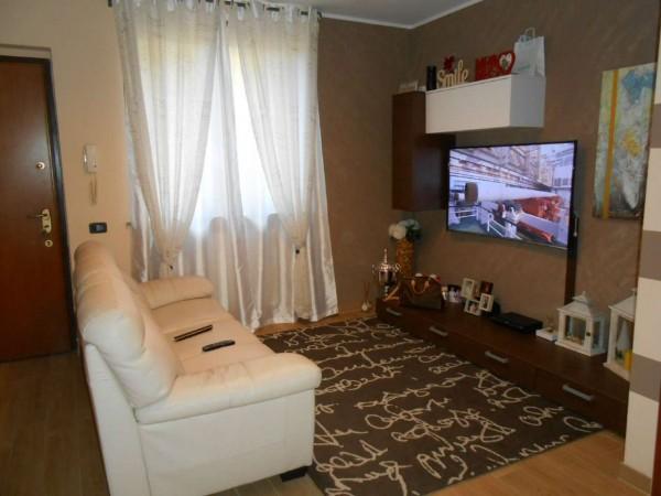 Appartamento in vendita a Casaletto Vaprio, Centrale, Con giardino, 100 mq - Foto 38