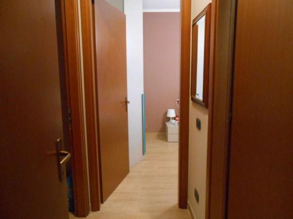 Appartamento in vendita a Casaletto Vaprio, Centrale, Con giardino, 100 mq - Foto 25