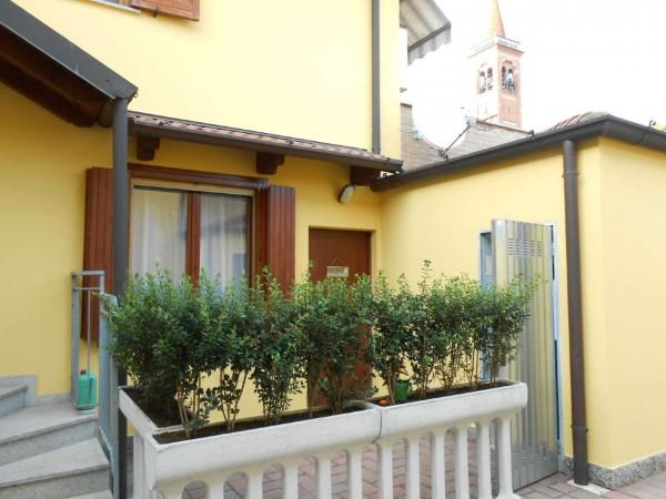 Appartamento in vendita a Casaletto Vaprio, Centrale, Con giardino, 100 mq - Foto 3