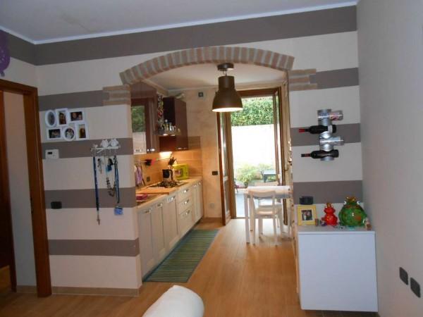Appartamento in vendita a Casaletto Vaprio, Centrale, Con giardino, 100 mq - Foto 34