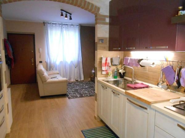 Appartamento in vendita a Casaletto Vaprio, Centrale, Con giardino, 100 mq - Foto 28