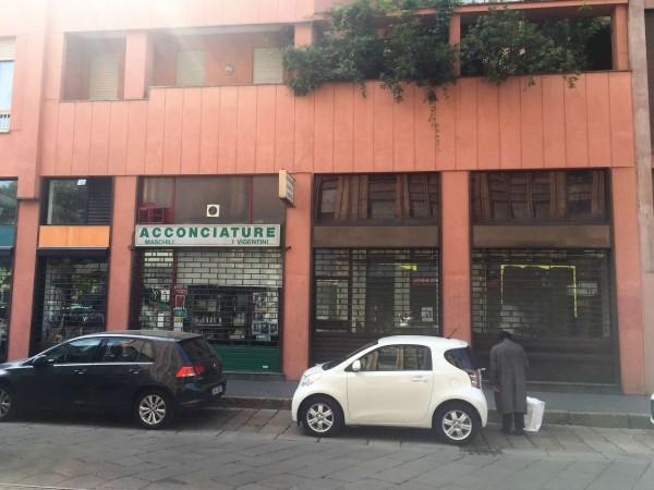 Negozio in affitto a Milano, Corso Di Porta Vigentina, 50 mq