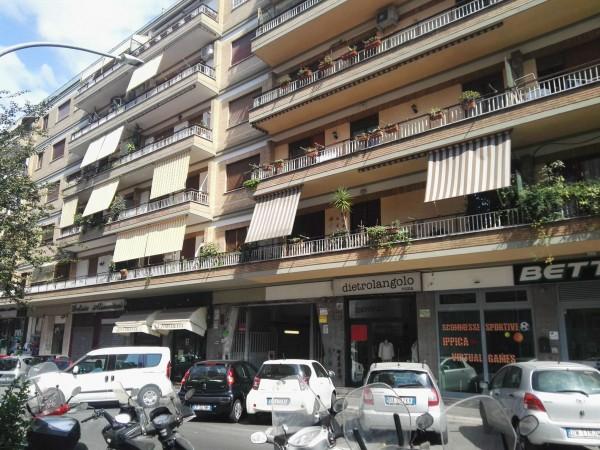 Locale Commerciale  in vendita a Roma, Gregorio Vii, 280 mq - Foto 8