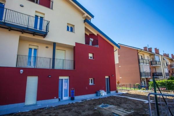 Appartamento in vendita a Chieri, Residenziale, Con giardino, 95 mq