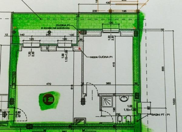 Appartamento in vendita a Chieri, Residenziale, Con giardino, 67 mq - Foto 2