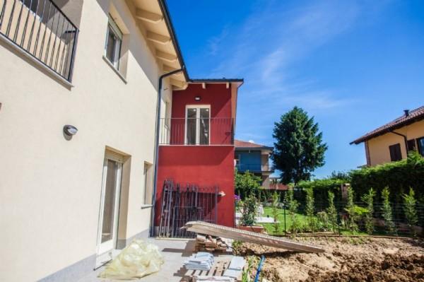 Appartamento in vendita a Chieri, Residenziale, Con giardino, 78 mq