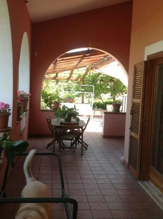 Villa in vendita a Rignano Flaminio, Via Di Vallelunga, Con giardino, 485 mq - Foto 15